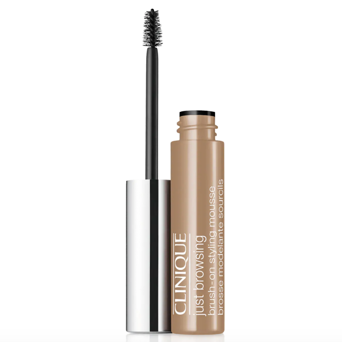 Clinique Just Browsing Brush-on Styling Mousse Wand