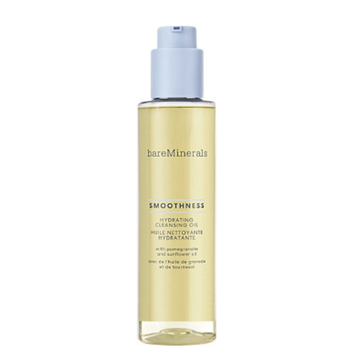 bareMinerals Smoothness Hydrating Oil Cleanser