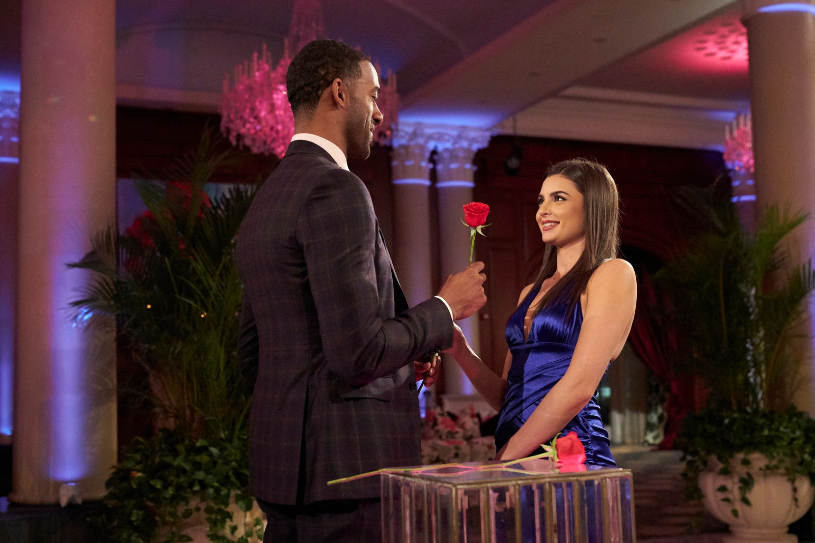 THE BACHELOR 2508 Its time to meet the families Though Matt and his final four wont be leaving the resort their loved...