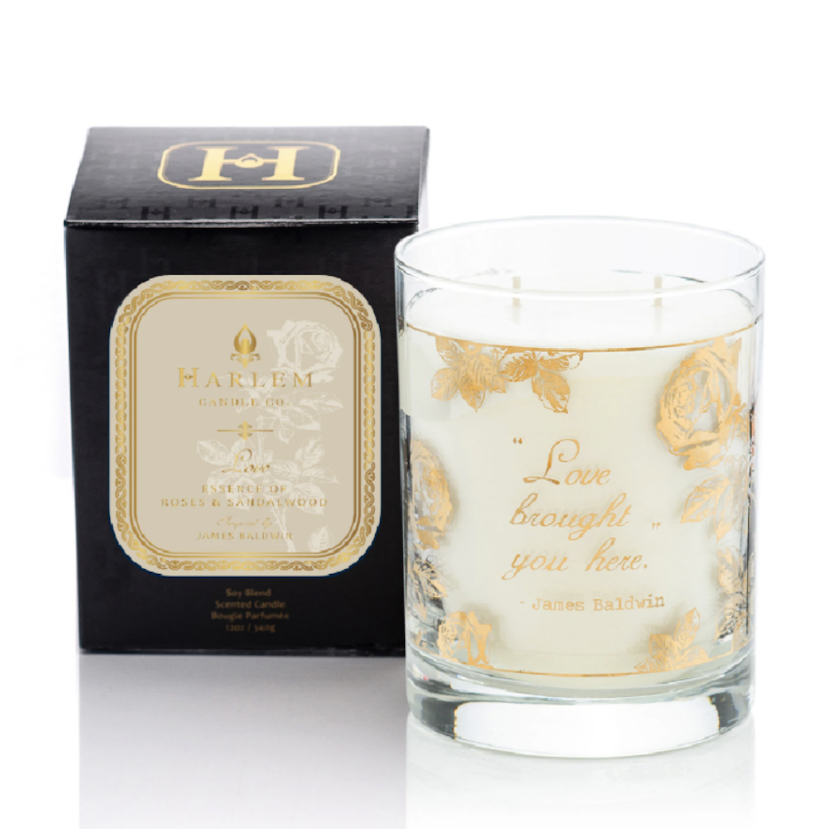 Harlem Candle Co. Love Luxury Candle