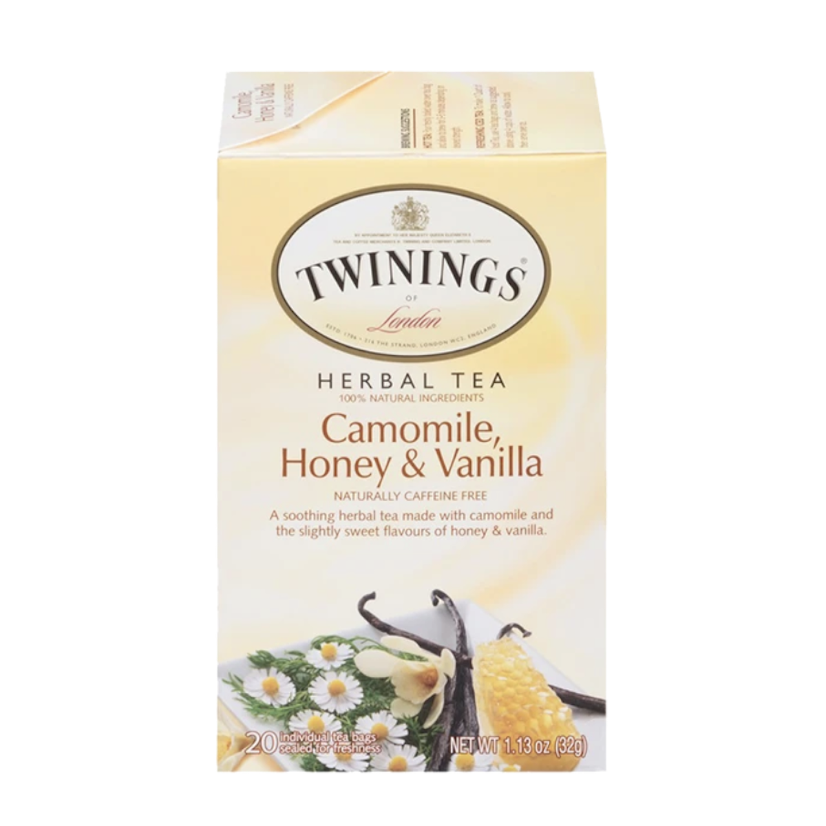 Twinings, Camomile, Honey & Vanilla Herbal Tea