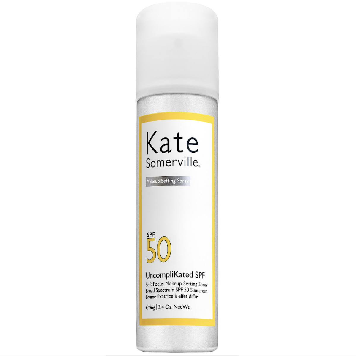 Kate Somerville SPF50 Soft Focus Makeup Setting Spray