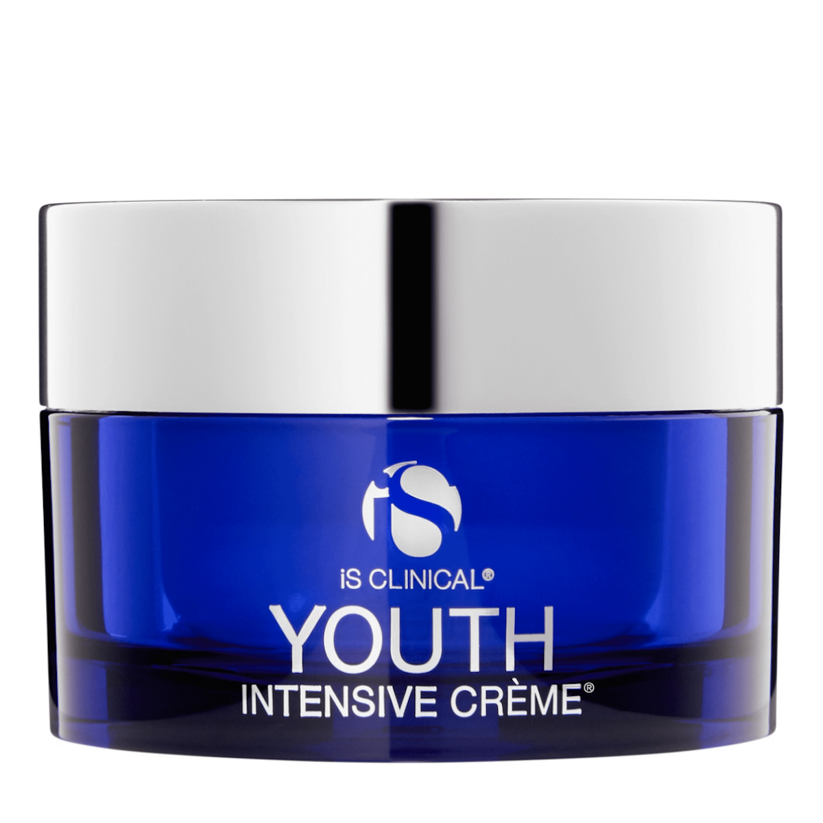 iS Clinical Youth Intensive Creme in blue jar