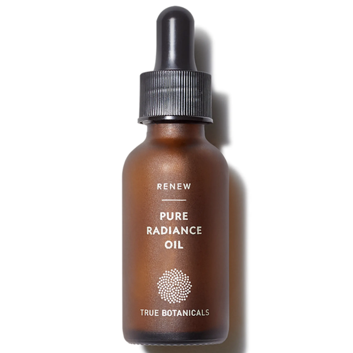 True Botanicals Pure Radiance Oil with dropper